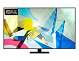 SAMSUNG GQ49Q80TGT 124,5 cm (49') 4K Ultra HD Smart TV WiFi Plata GQ49Q80TGT, 124,5 cm (49'), 3840 x 2160 Pixeles, QLED, Smart TV, WiFi, Plata
