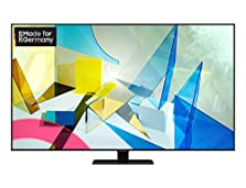 Samsung QLED 4K Q80T 189 cm (75 Zoll) (Quantum Prozessor 4K, Direct Full Array, Quantum HDR 1500) [Modelljahr 2020] © Amazon