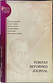 puritan reformed journal