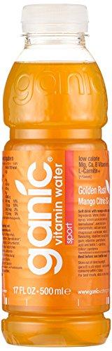 ganic Golden Rush, 12er Pack, EINWEG (12 x 500 ml)