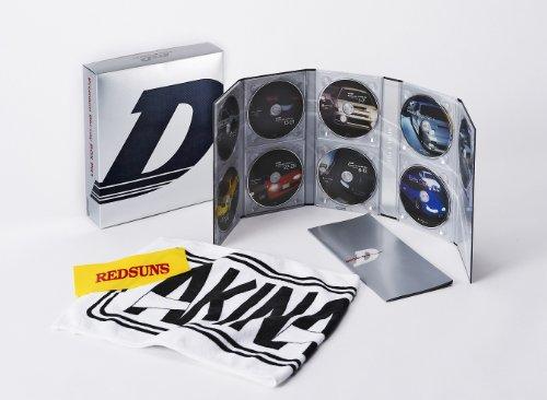 頭文字[イニシャル]D COMPLETE BD-BOX Vol.1 [Blu-ray]