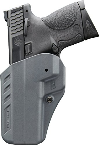 BLACKHAWK Ambidextrous Appendix Reversible Carry Inside the Pants Holster fits Glock 43, Urban Gray