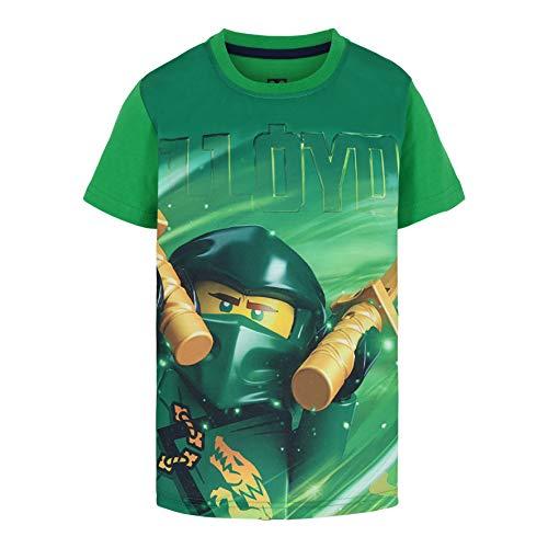 LEGO Ninjago T-Shirt Camiseta, 867, 134 cm para Niños