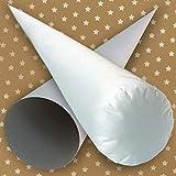 Bastelset Schultüte, Inlett und Pappe, 85 cm