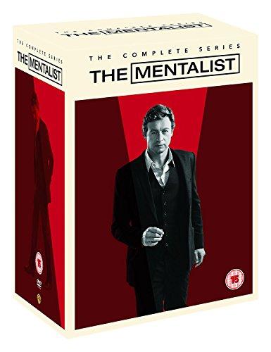 Mentalist Season 1-7 (Dvd Box) [Edizione: Regno Unito] [Reino Unido]