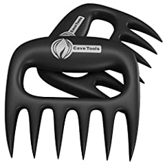 *** INSTANT 10% SAVINGS ON PURCHASE OF 2 OR MORE *** HIGH QUALITY PULLED PORK SHREDDER CLAWS dominate chicken, beef, brisket, turkey, poultry, hams, roasts and anything from your slow cooker, grill or smoker in record time MEAT HANDLER FORKS NEVER LO...