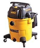 DeWalt - Aspirapolvere acqua e polvere, 34 litri