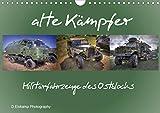 alte Kämpfer- Militärfahrzeuge des Ostblocks (Wandkalender 2021 DIN A4 quer)