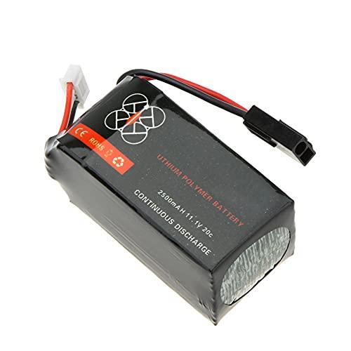 ar drone 2.0 batteria OUYBO L'alta qualità di aggiornamento 11.1V 2500mAh 20C Lipo 3S batteria for Parrot AR.Drone 2.0 RC Quadcopter Accessori per batterie di parti RC