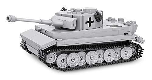 COBI COBI-2703 Panzer VI Tiger Toys, grau