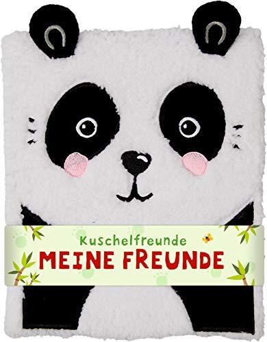 Freundebuch – Kuschelfreunde - Meine Freunde (Panda)