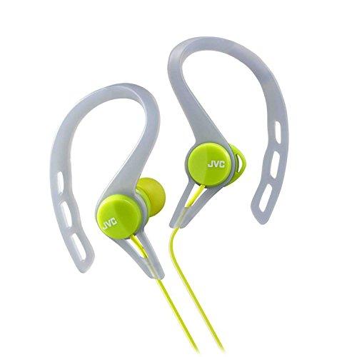 JVC HA-ECX20-G Verde Intraaural Dentro de oído Auricular - Auriculares (Intraaural, Dentro de oído, Alámbrico, 10-23000 Hz, 1,2 m, Verde)