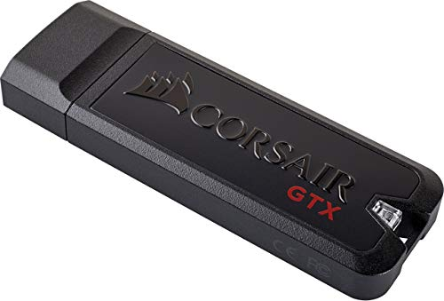Corsair Flash Voyager GTX 128 GB USB-Stick USB 3.1 schwarz