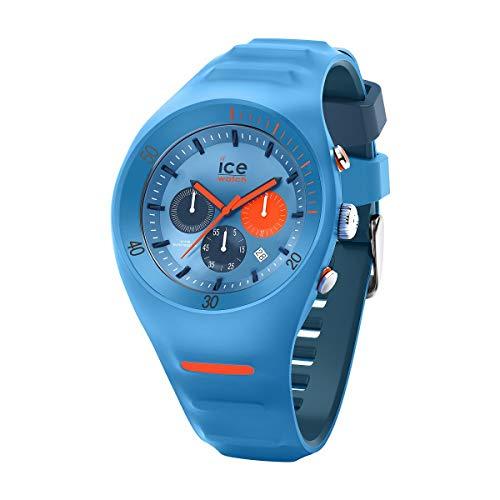 Ice-Watch - P. Leclercq Light blue - Reloj blu para Hombre con Correa de silicona - Chrono - 014949 (Large)