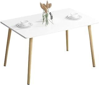 jooe Table à Manger Simple Salon De Meubles De Salle à Manger De Table De Cuisine De Rectangle 100 * 72 * 60cm