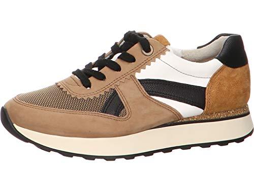 Paul Green Damen Sneaker Größe 41 EU Braun (Taupe)