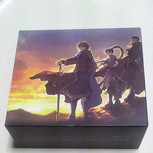 CD ファイアーエムブレム 封印の剣/烈火の剣 ORIGINAL SOUND TRACK 完全版CD-BOX オリジナルサウンドトラック サントラ
