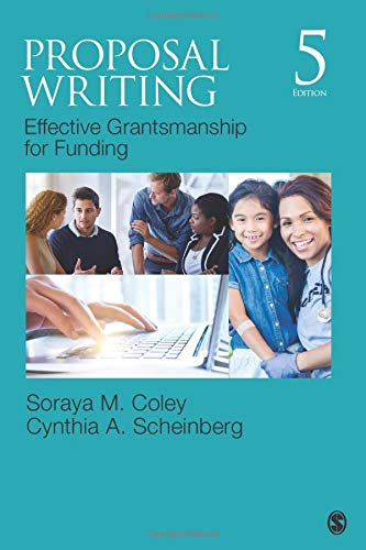 Proposal Writing Effective Grantsmanship For Funding Sage Sourcebooks For The Human Services