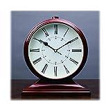 ZCZZ Reloj de Mesa, Reloj de péndulo/Cuarzo/Reloj de Mesa para...
