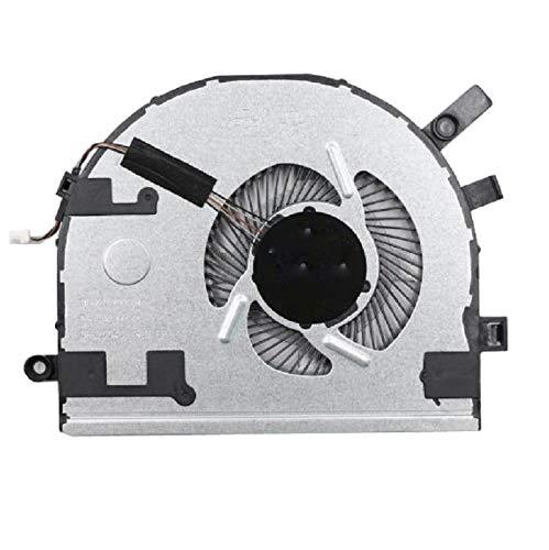 Ventilador de CPU para Ordenador portátil para Lenovo Yoga 510-14ISK 510-14AST 510-14IKB Flex 4-1470 Flex 4-1435 Flex 4-1480 5F10L45845 DC28000HJF0 FCC2 80S7 Nuevo