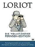 Loriot - Die vollständige Fernseh-Edition [6 DVDs]