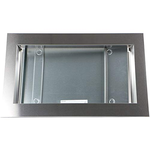 """Sharp 30"""" Trim Kit SMC2242 Microwave Oven in Stainless Steel"""