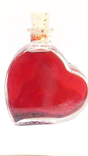 Vinagre de vino blanco DE FRESA 200 ML (precio base 100 ml: 3,58 EUR) E042-5, 3% ácido