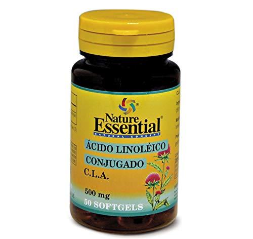 CLA (Ácido linoleico conjugado) 500 mg. 50 perlas.