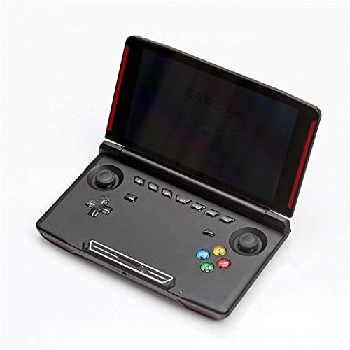 WUAZ Handheld Gaming Console 5.5' Touchscreen Android 7.0 Portable Video Game Player Laptop