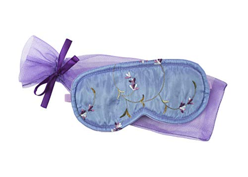 Sonoma Lavender - Embroidered Lavender Sleep Mask