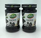 Lowicz Aroantioxidant-fruits.coma Chokeberry Low-sugar Jam 280 G /9.9 Oz