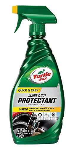 Turtle Wax 50655 Inside & Out Protectant, 23 Fluid Ounces