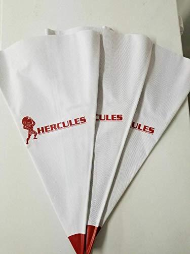 HERCULES GB-3 12x24 Masonry Mortar Bag Tile Grout Tear Resistant Tip 3-Pack