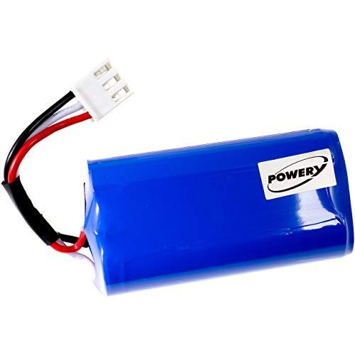 Powery Batería para Robot Aspirador Philips FC8700