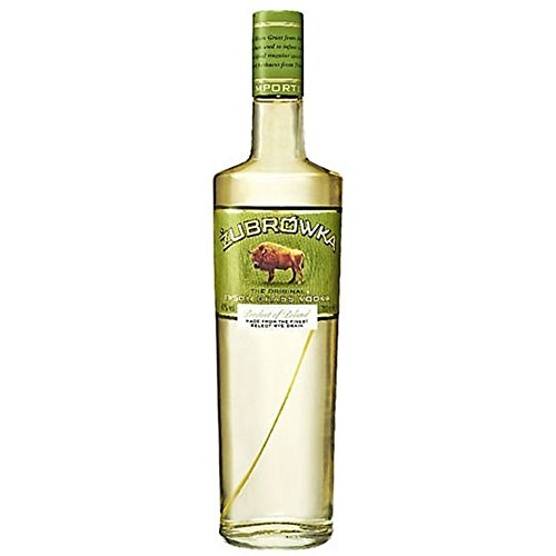 Vodka con la hierba del bisonte Zubrowka - 70 cl