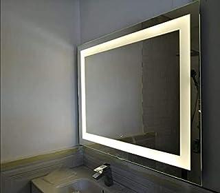 مرآة للحمام تصلح للأغراض المتعددة مقاس عرض 80 ارتفاع 60