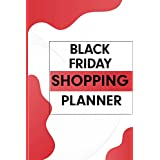 Black Friday Shopping Planner: Great Holiday Shopping Organizer For Mom Dad Little Kids And Toddlers
