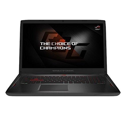 ASUS 43.94 cm LED Notebook - (Black) (AMD R5 1600 3.2 GHz Processor, 8 GB RAM, 1 TB Hybrid HDD/SDD, AMD Radeon RX580, Windows 10 Home)