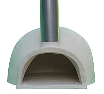 Gardeco Pizzaro Pizza Oven, White, 65x60x37 cm from Gardeco