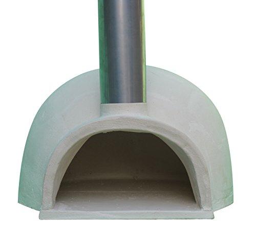 Gardeco Pizzaro Pizza oven, White, 65x60x37 cm