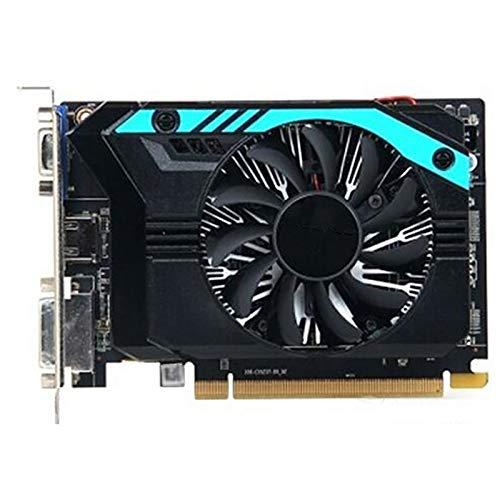 SRR Tarjeta Grafica Tarjeta De Gráficos Reemplazo Fit For Sapphire Radeon R7 240 2GB Tarjetas De Video GPU Fit For AMD GDDR3 GDDR5 64bit 128bit Gráficos Tarjetas De Pantalla De Escritorio