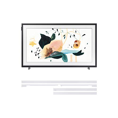 Samsung QN32LS03T 32' The Frame QLED 4K UHD Smart TV with Customizable Bezel (White)