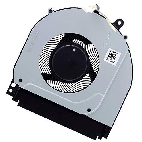 Deal4GO CPU Cooling Fan Replacement for HP Pavilion X360 14-DH 14-DH1036TX 15-DQ 14M-DH 14M-DH0003DX L51102-001 L51100-001