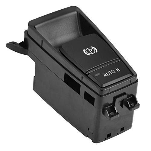Samfox Feststellbremssteuerschalter 61319148508 Kompatibel mit B-M-W X5 2007-2013 X6 08-14