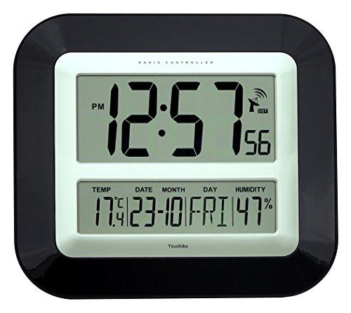 Relojes Jumbo moderno Black - YC8055