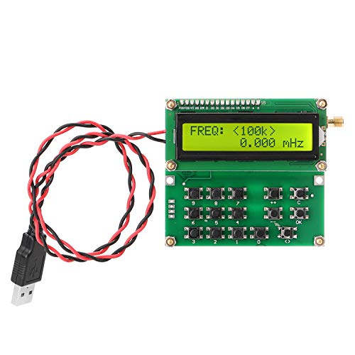 KKmoon ADF4351 Signal Source VFO Variable-Frequency Oscillator Signal Generator 35MHz to 4000MHz Digital LCD Display