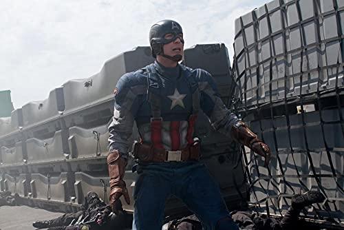 ZPDWT Capitán América: El Soldado del Invierno Puzzles para Adultos 1000 Piezas Puzzle Educativo Juguete Descompresión Juego Familiar ,decoración Moderna para el hogar,regalo de Navidad