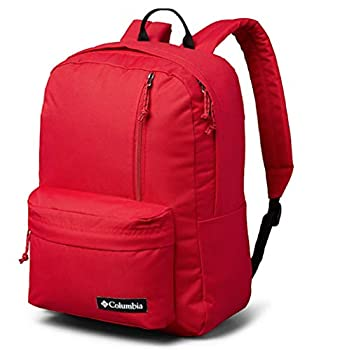 Columbia Sun Pass II Day Pack Laptop/Travel Backpack  One size True Red