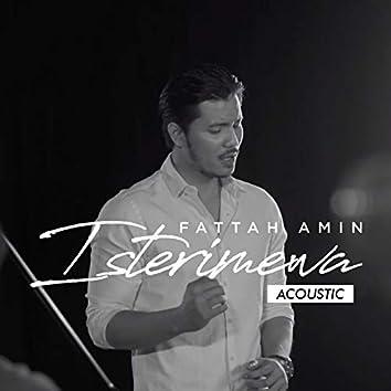 Isterimewa (Acoustic)