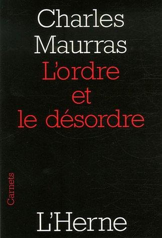 Lordre Et Le Desordre